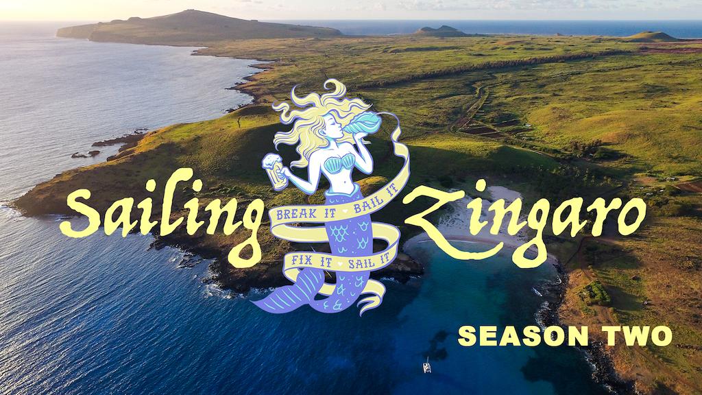Sailing Zingaro: Season Two of the Web Series project video thumbnail