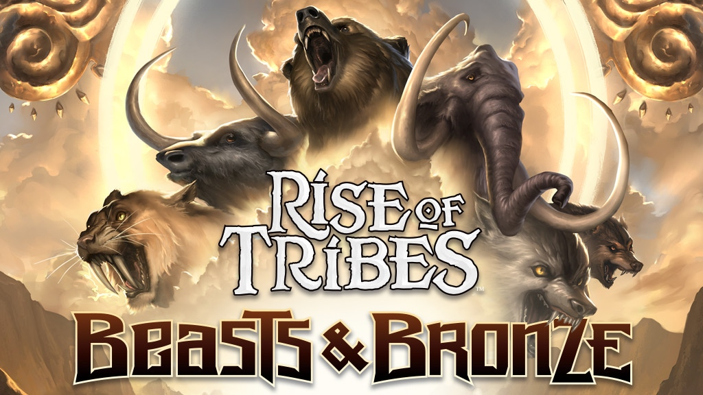 Rise of Tribes: Beasts & Bronze project video thumbnail
