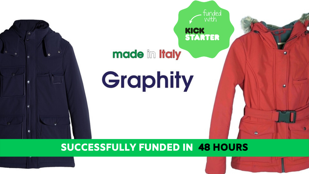 GRAPHITY the jacket you never knew you needed… UNTIL NOW !! project video thumbnail