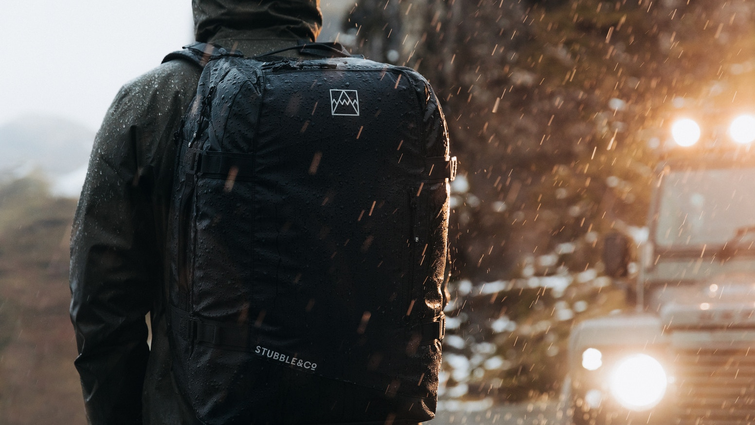 Purposely designed to make travelling easier, wherever the destination. Built to last, built for adventure.