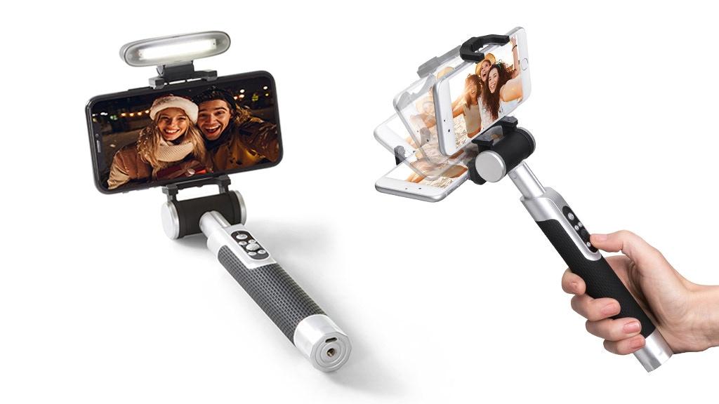Pictar - The best selfie stick ever built project video thumbnail