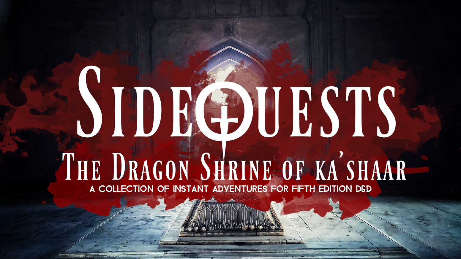 A brand new SideQuests adventure for fifth edition Dungeons & Dragons.