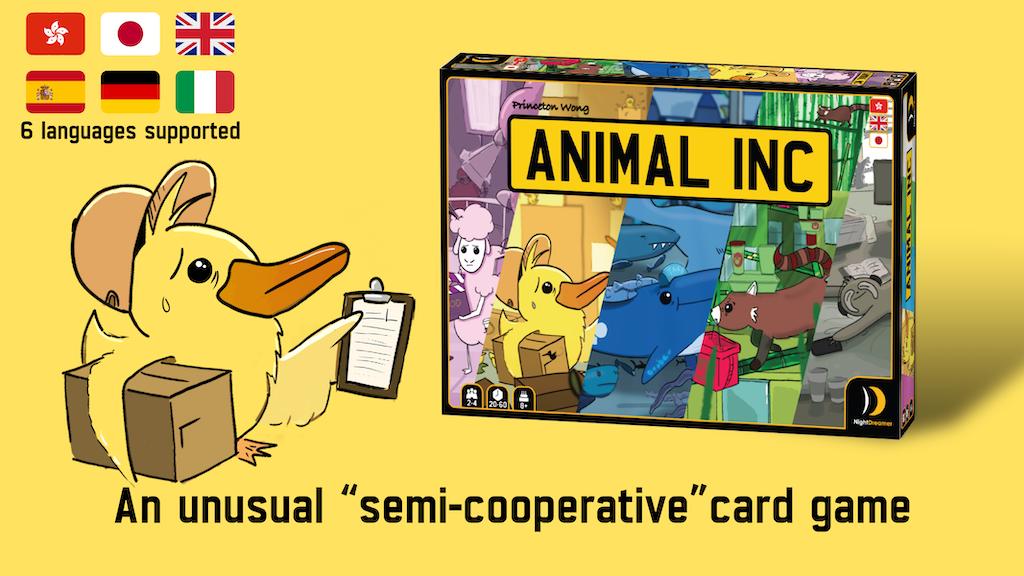 Animal Inc project video thumbnail