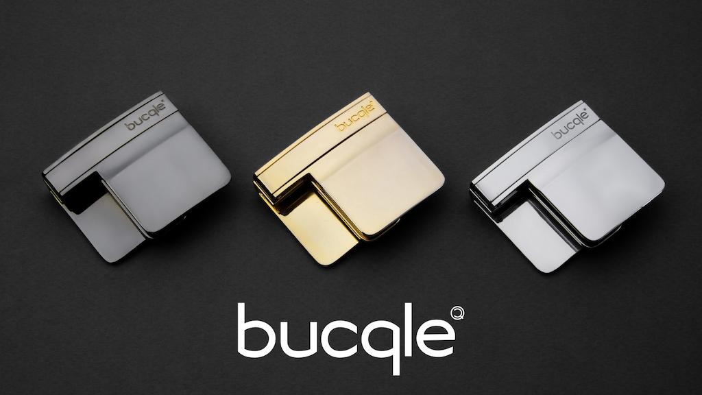 Bye bye belt, hello Bucqle! project video thumbnail