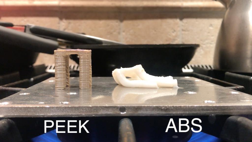 Cheap PEEK - 3D printing Filament project video thumbnail