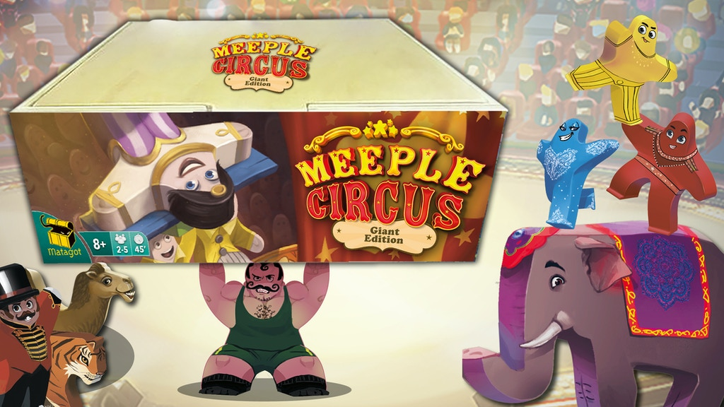 Meeple Circus Giant project video thumbnail