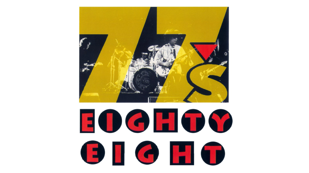 "Reissue ""Eighty Eight"" by the 77s on Vinyl, CD+DVD, etc. project video thumbnail"