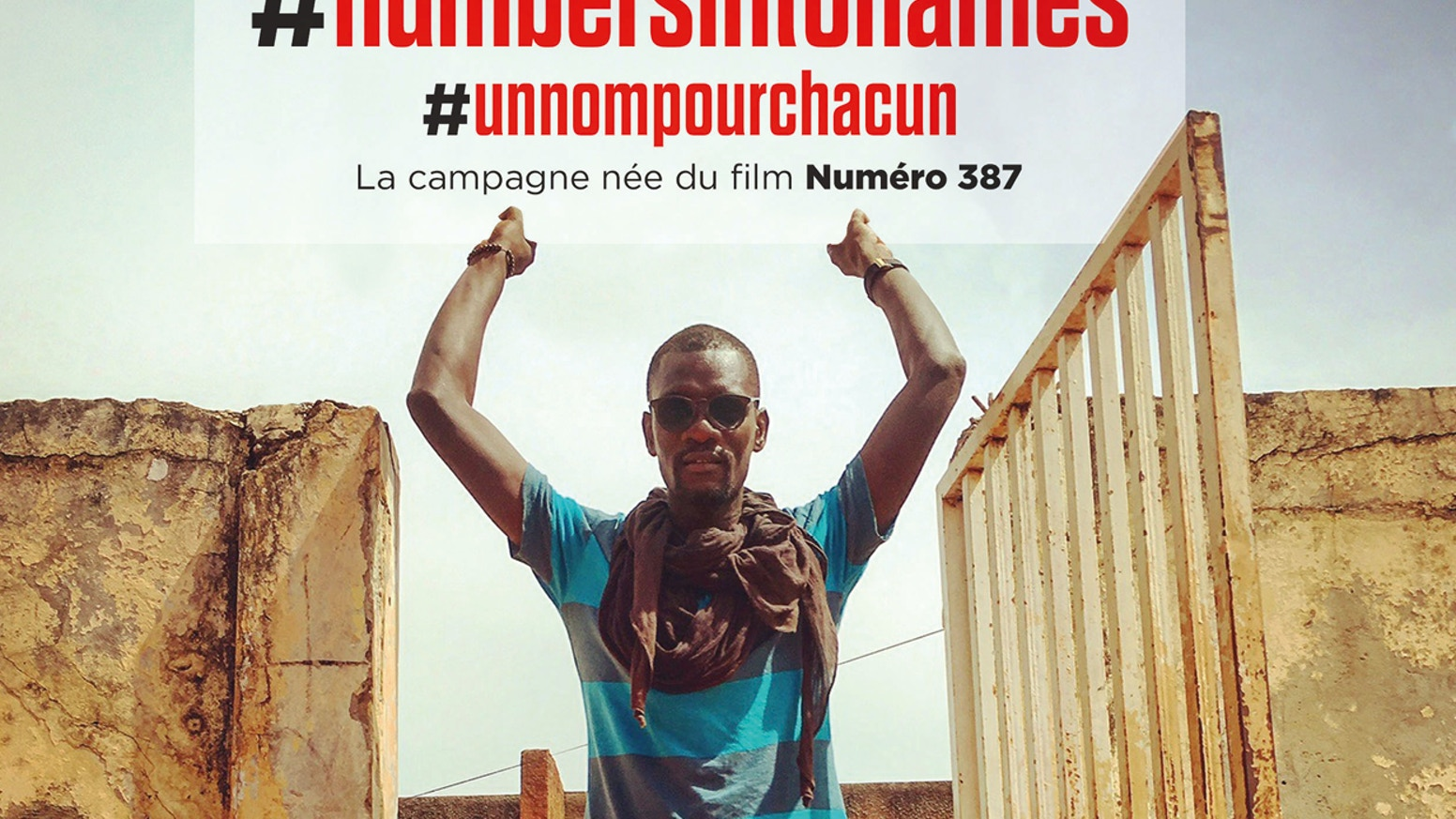A mobile cinema for the families of missing migrants.  Un cinéma mobile pour les familles de migrants disparus. --> CONTINUEZ A NOUS SOUTENIR sur notre site Internet!