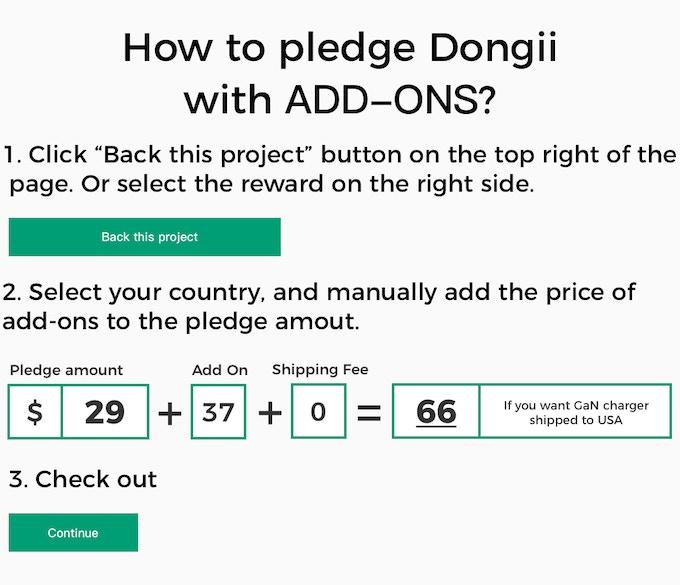 Dongii, Nintendo Switch Dock & 65W GaN Charger(图48)