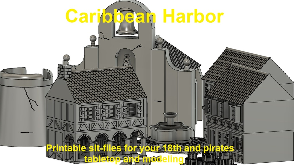 Project image for CARIBBEAN HARBOR