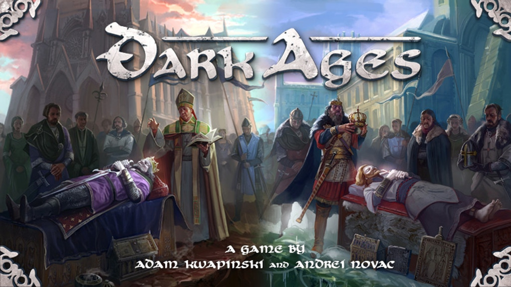 Dark Ages project video thumbnail