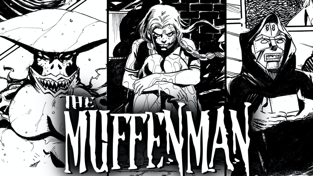 The Muffenman Issue #1 project video thumbnail