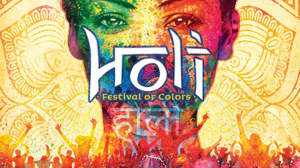 Holi: Festival of Colors project video thumbnail