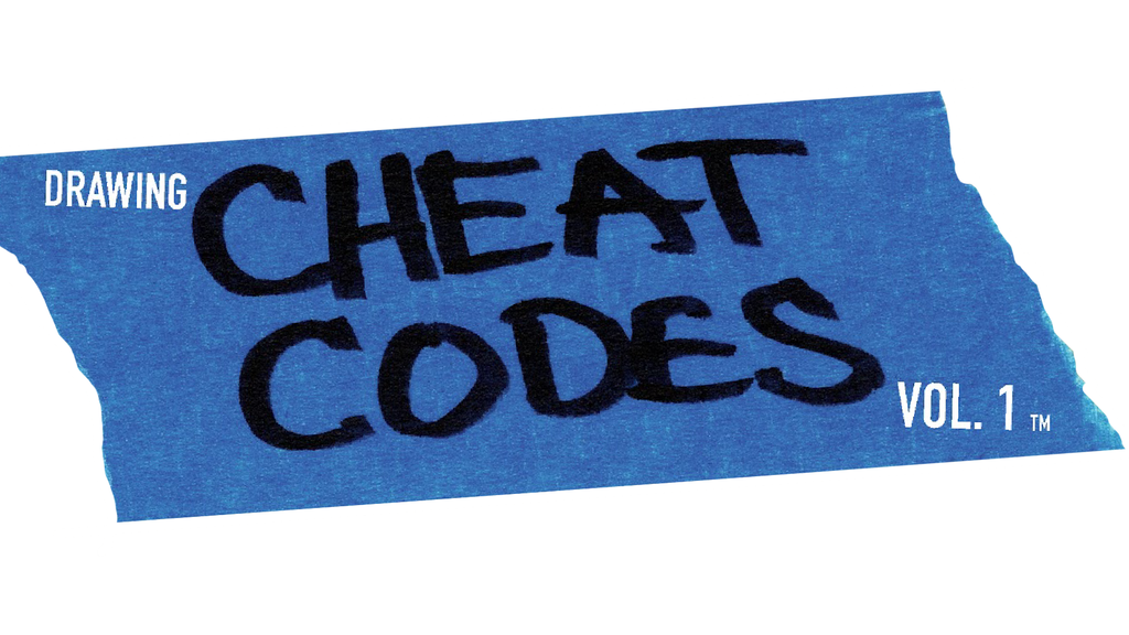 Update 6: 9 Days left to get some exclusives you can't get later! · The Draw Cheat Codes Vol. 1, by Mike Hawthorne