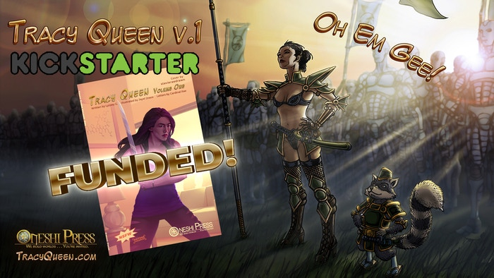 The first volume of the epic, sex-positive, pulpy, adults-only, sci-fi graphic novel!