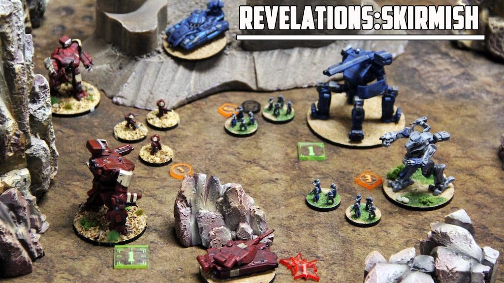 Project image for Revelations: Skirmish (Canceled)