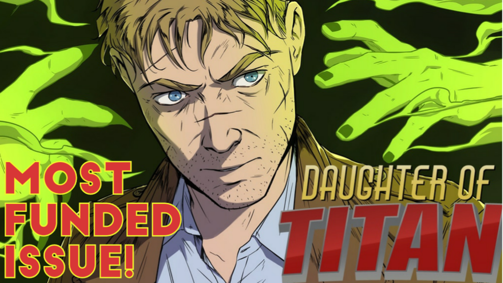 Daughter of Titan #3 project video thumbnail