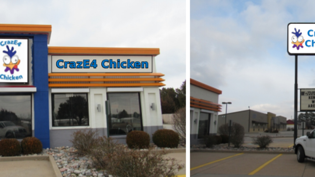 Project image for Help Us Bring CrazE4 Chicken To Life.
