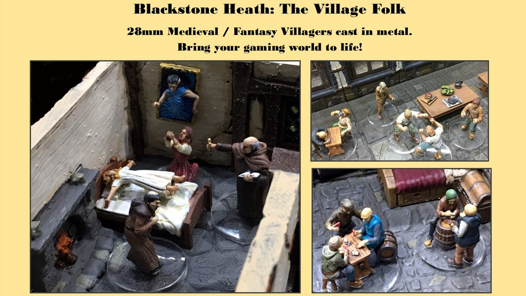 Blackstone Heath, the Village Folk: Part 1 project video thumbnail