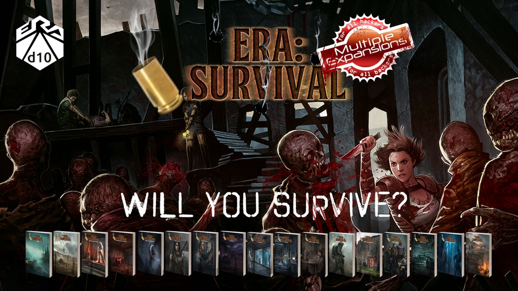 Era: Survival - Expansions into the Unknown 2 project video thumbnail
