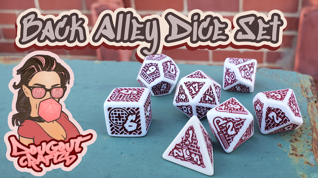 Project image for Back Alley Dice Set