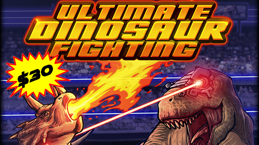 Ultimate Dinosaur Fighting