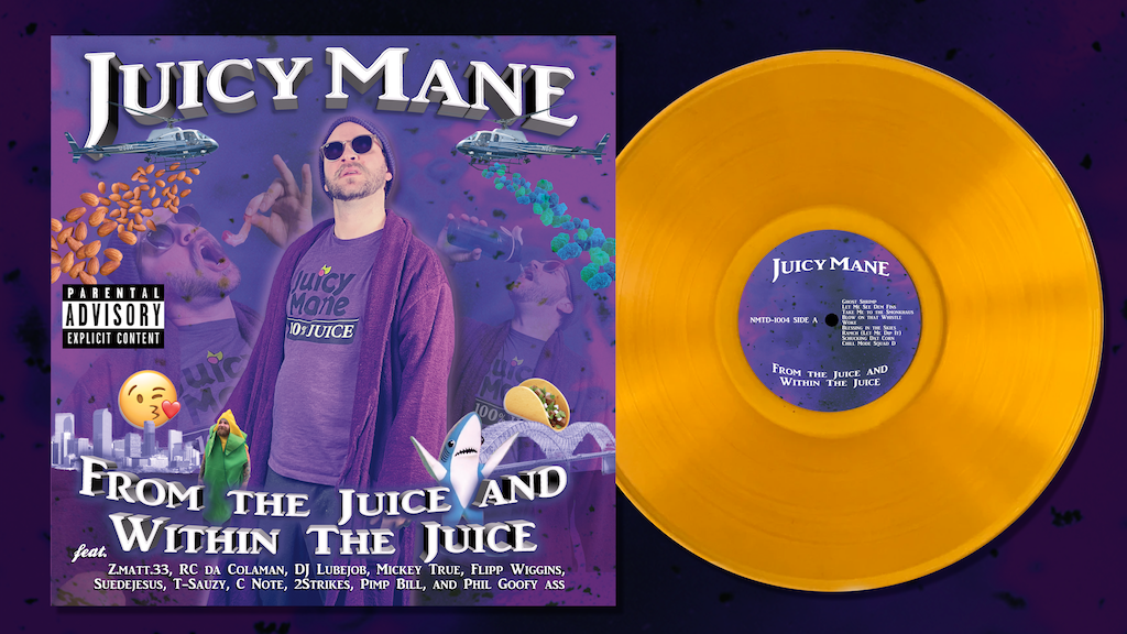 Project image for Juicy Mane - From the Juice and Within the Juice