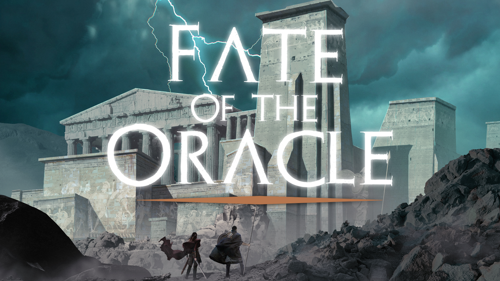 Fate of the Oracle: A Greek Adventure for 5e project video thumbnail