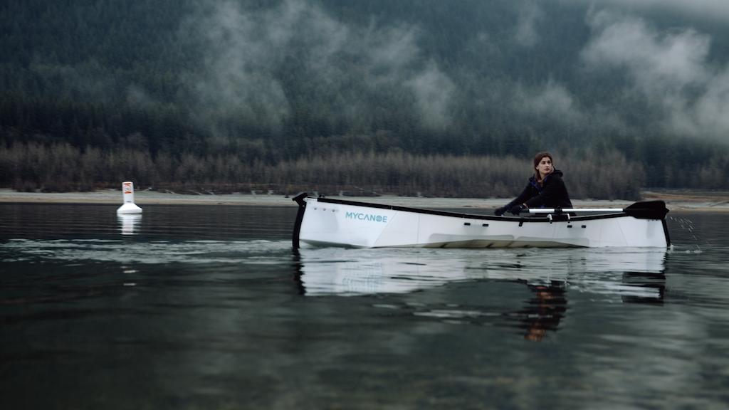 MyCanoe POP: A Portable Origami Folding Canoe. project video thumbnail