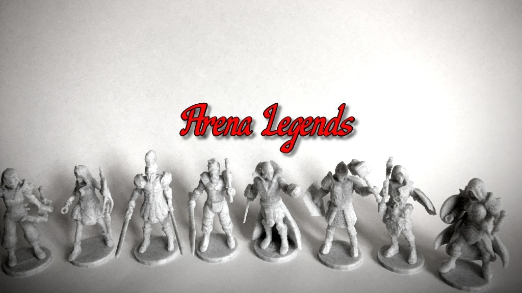Project image for Arena Legends