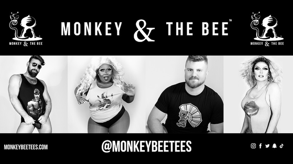 Project image for Monkey & The Bee takes on Athleisure & Sportswear!