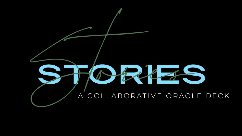 Stories - A Modern Collaborative Oracle Deck project video thumbnail