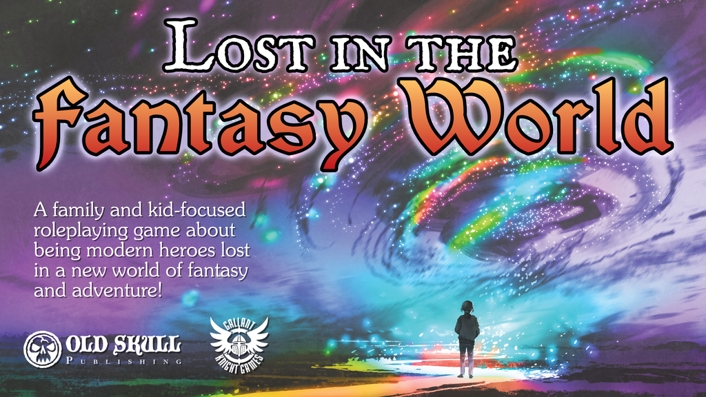 Project image for Lost in the Fantasy World