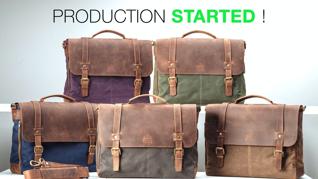 The Signum Bag: a Modern Messenger to Boost Your Confidence project video thumbnail