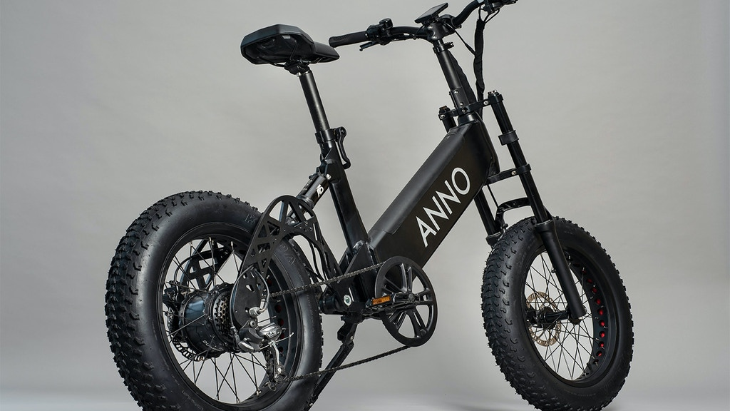 ANNOBIKE - The best thing to happen to eBikes since eBikes project video thumbnail