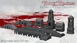 Stone City of Arkenfel 3D printable terrain thumbnail