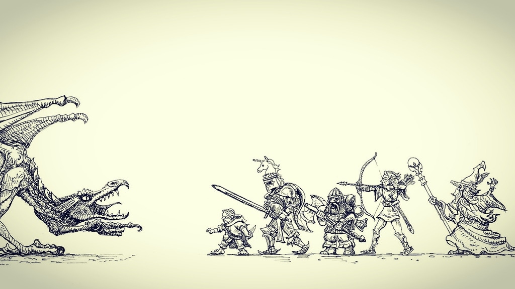 Project image for A return to the Vale: A Dragon Hunt and Halflings (Canceled)