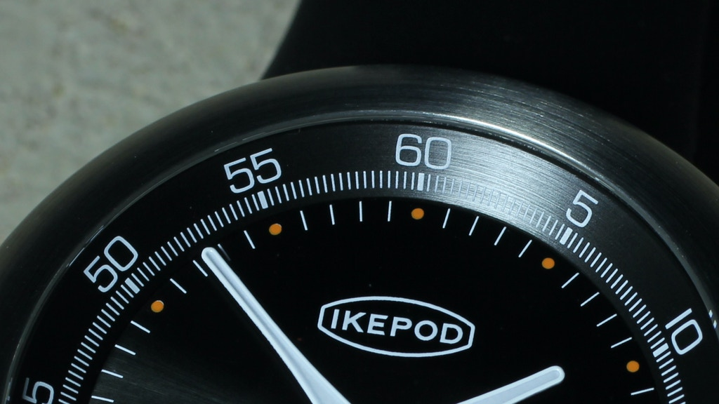 Ikepod Automatic design watches project video thumbnail