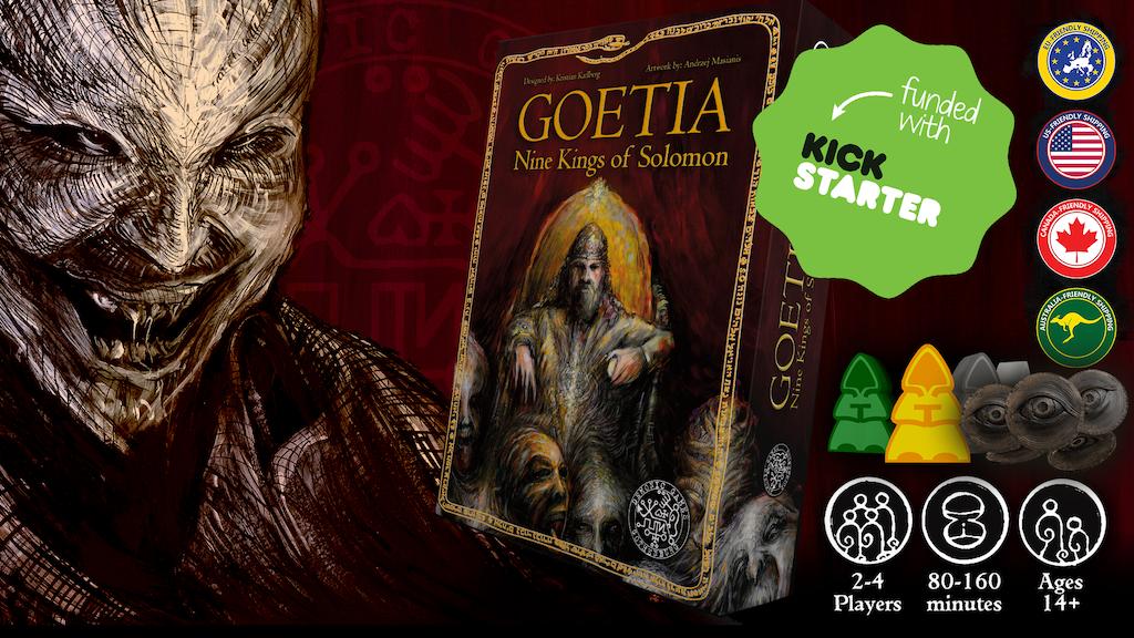 Goetia: Nine Kings of Solomon project video thumbnail