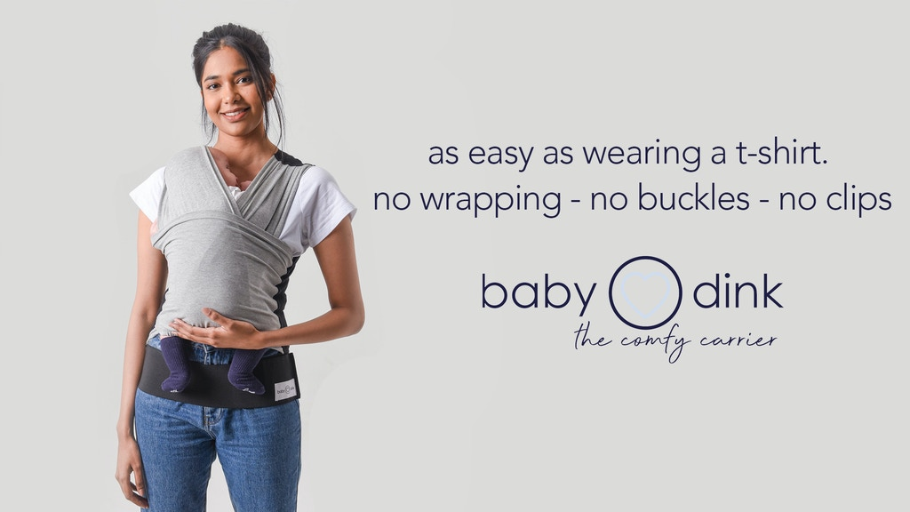 BABYDINK - The Comfy Carrier project video thumbnail