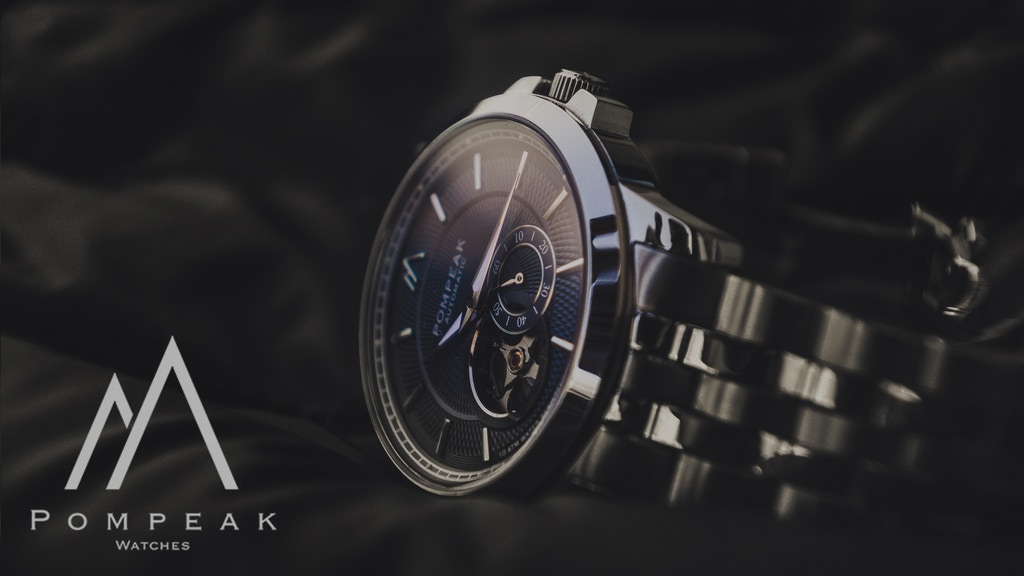 Pompeak Watches - The Gentlemen's Collection