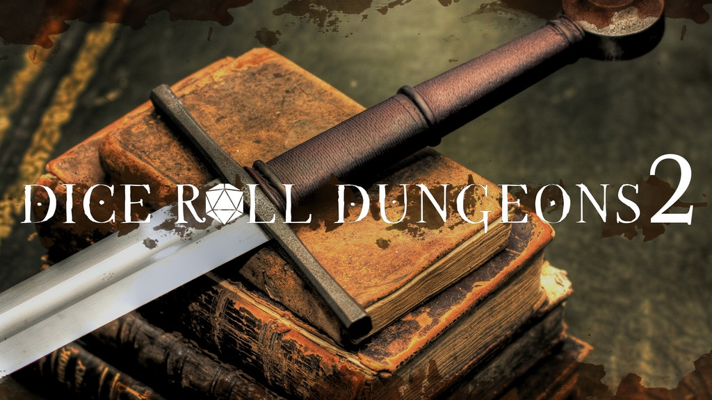Project image for Dice Roll Dungeons 2 – Instant Dungeons For DND, Pathfinder