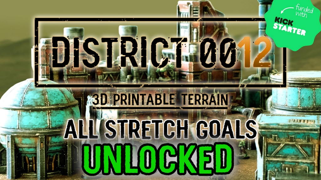 District 0012 project video thumbnail
