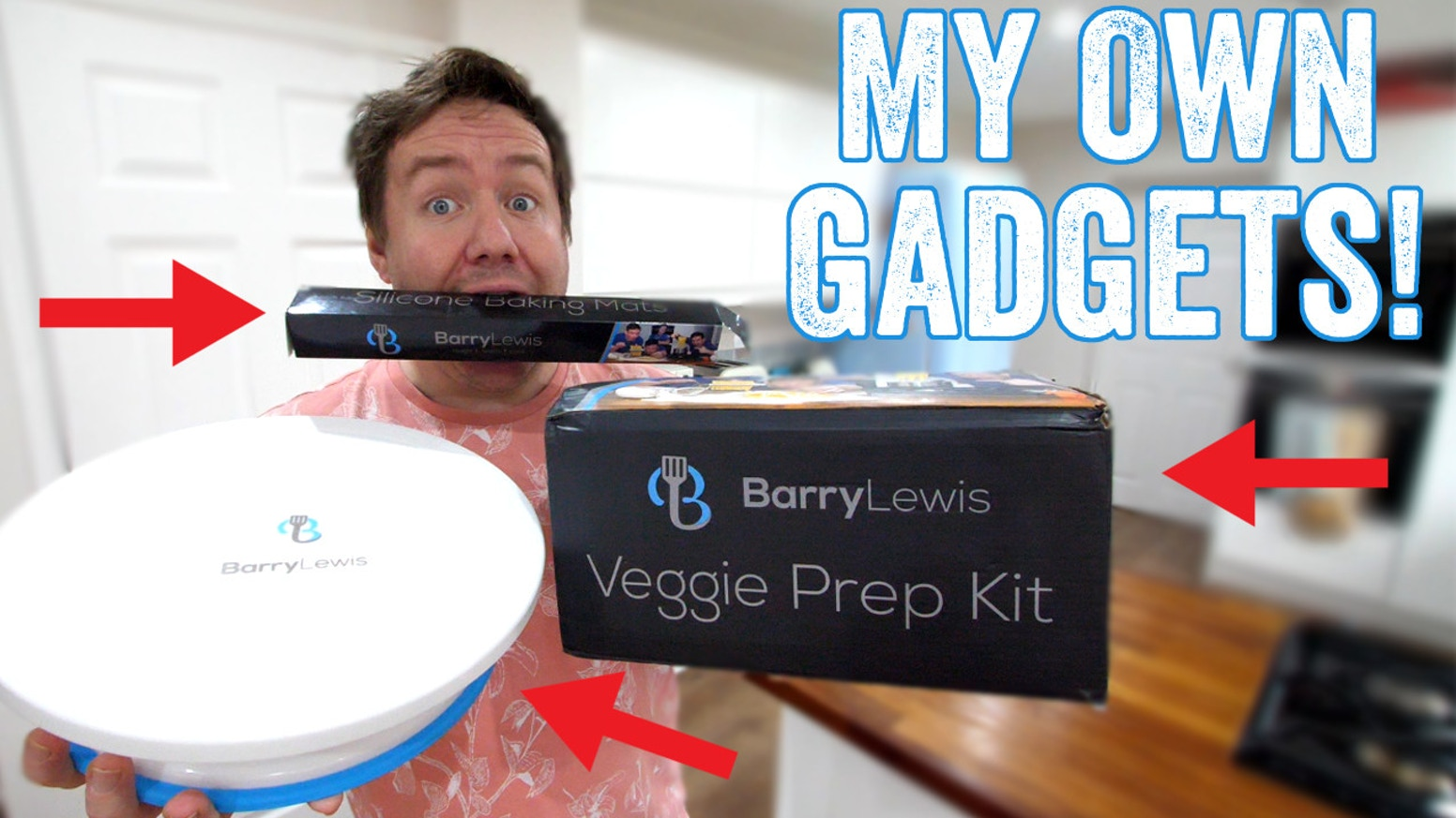 Help Grow My Kitchen Gadget Range By Barry Lewis Kickstarter