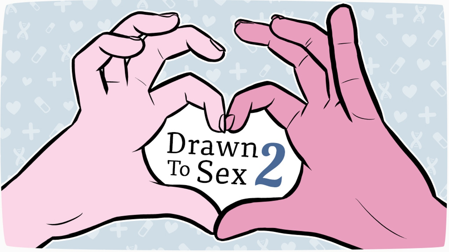 A sex education comic book focusing on bodies and health! Lighthearted, fun, and helpful comics for young adults and old alike.