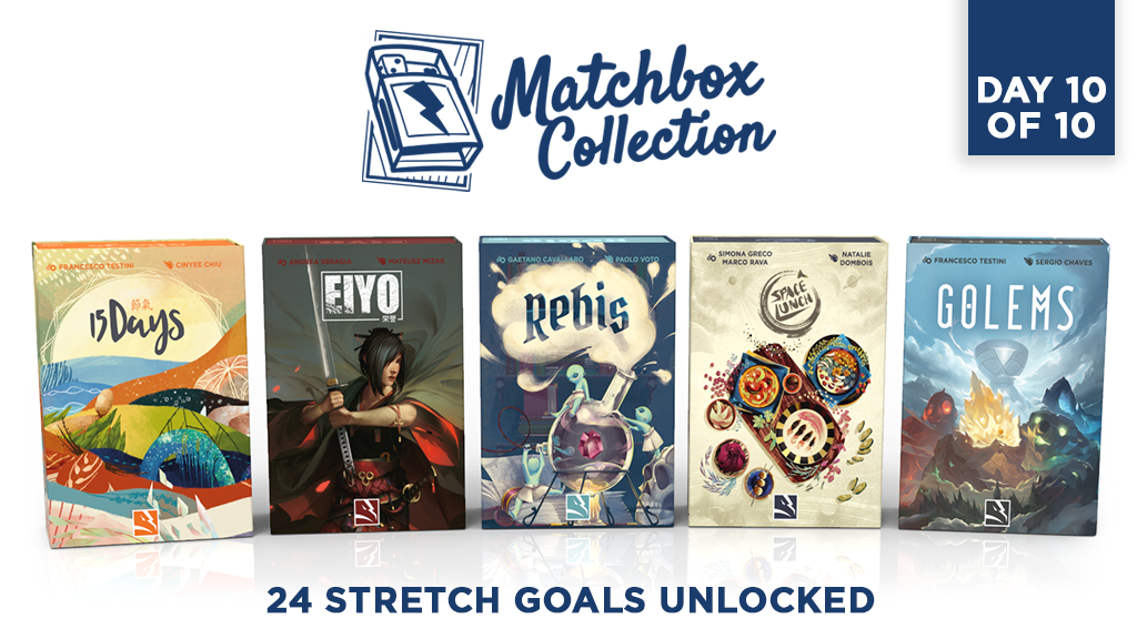 The Matchbox Collection project video thumbnail