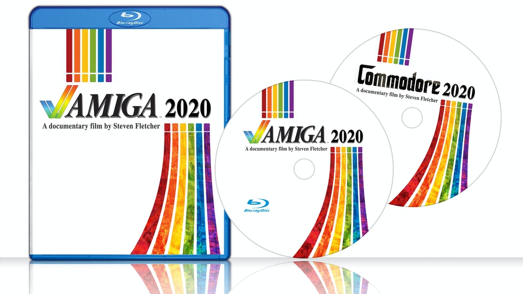 AMIGA 2020 - A documentary film by Steven Fletcher project video thumbnail
