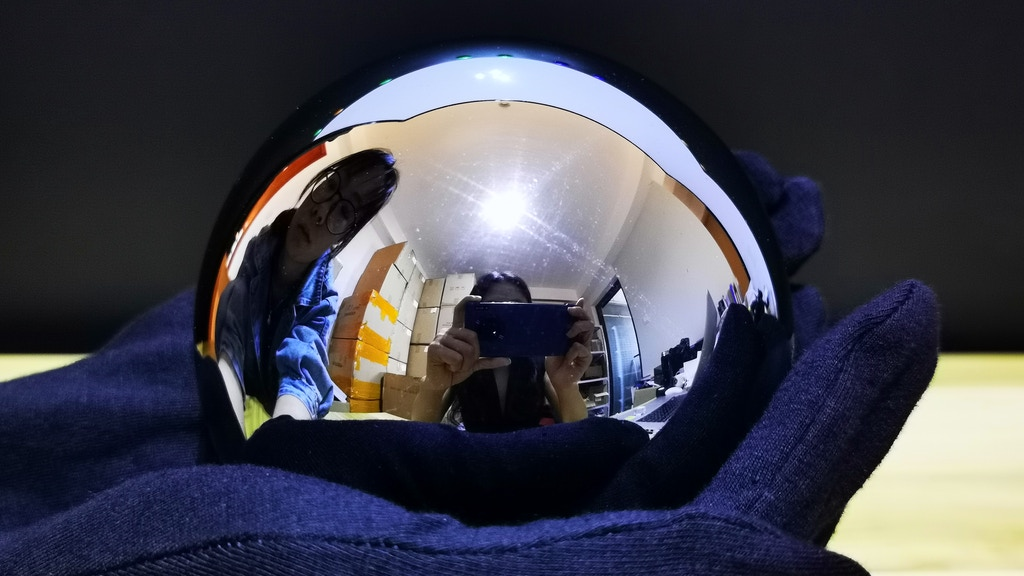 One Kilogram Silicon Sphere: Trance Metals project video thumbnail