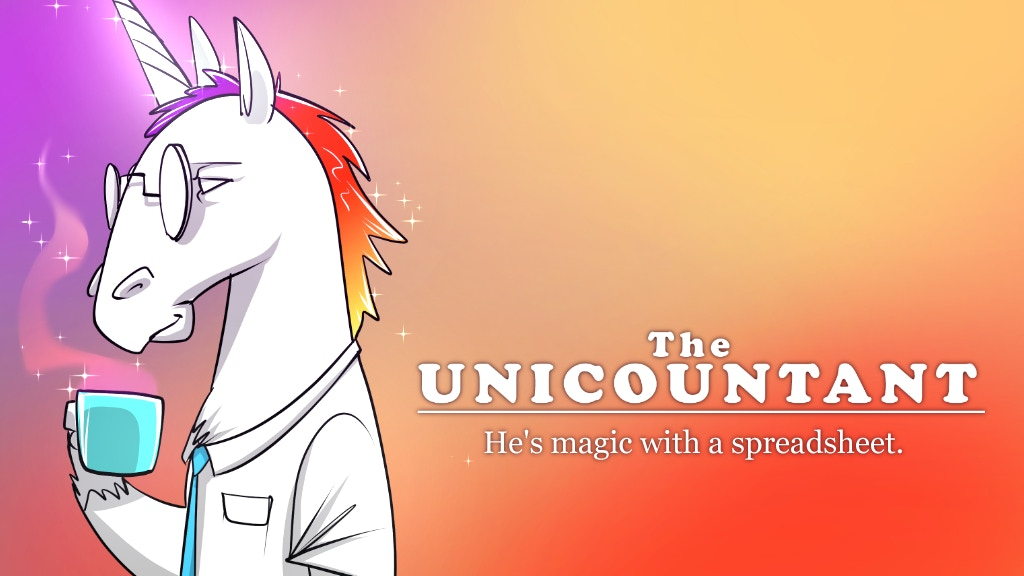Drinking Rainbows: The Collected Files of the Unicountant project video thumbnail