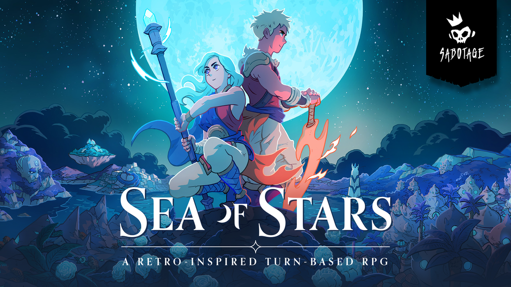 Sea of Stars project video thumbnail